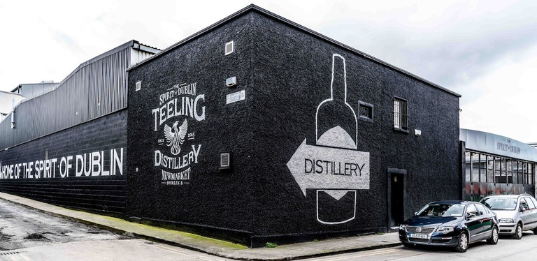 Teeling Whiskey Distillery | © William Murphy/Flickr