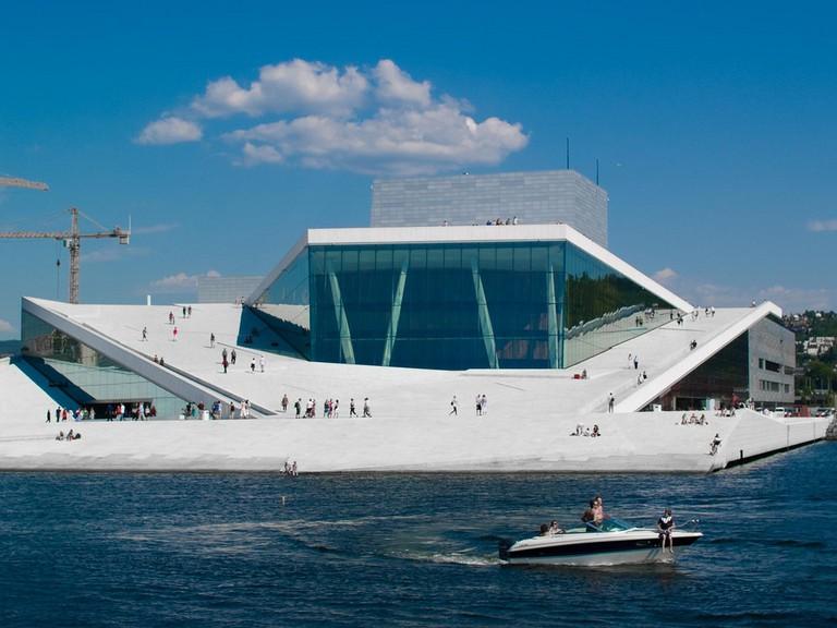 Norway's Opera House