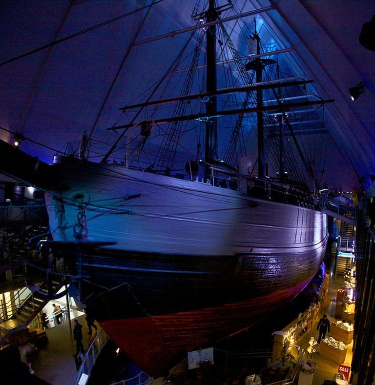 Fram Polar Ship