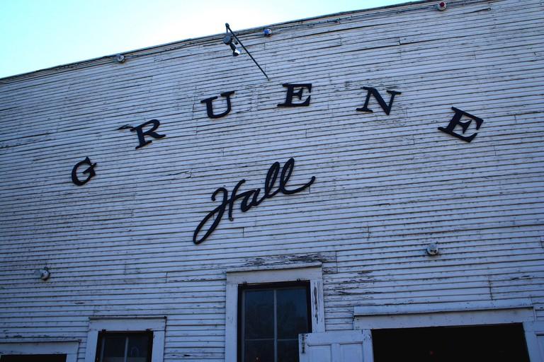 Gruene Hall, Texas's Oldest Dance Hall