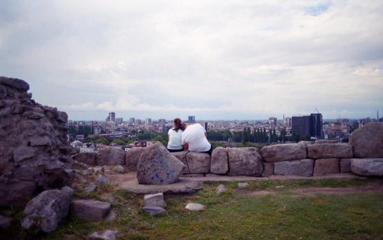 Take in Plovdiv from on high