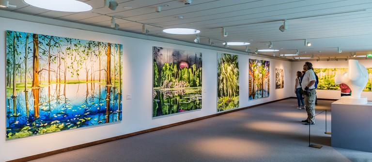 An exhibit at the Dicrichsen Museum/ Ninara/ Flickr