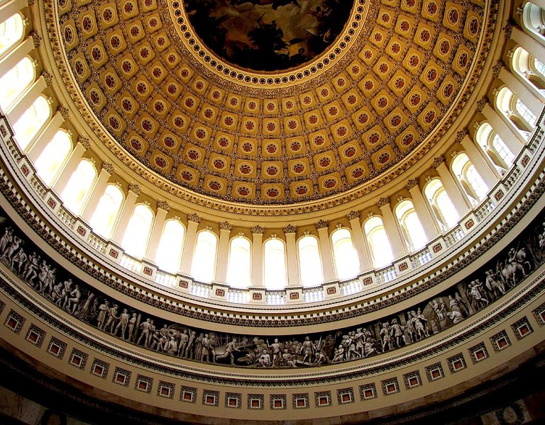 Dome of the U.S. Capitol