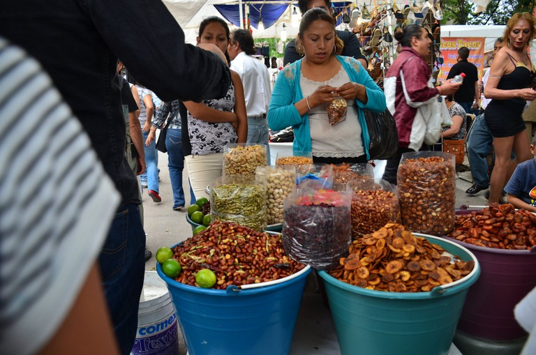 Take a more in depth look at Mexico City cuisine on a food tour