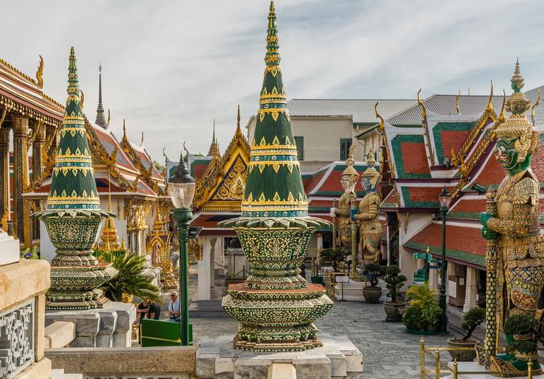 Bangkok, Thailand Grand Palace