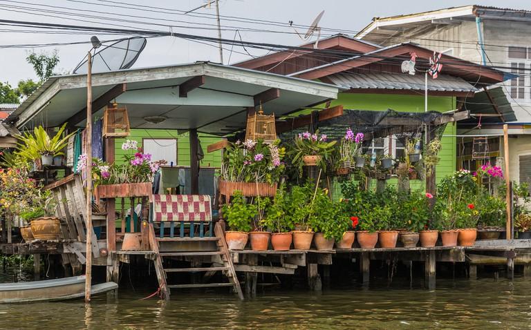 Bangkok, Thailand Canal tour