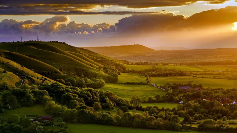 South Downs | © Dante Aguiar/Flickr