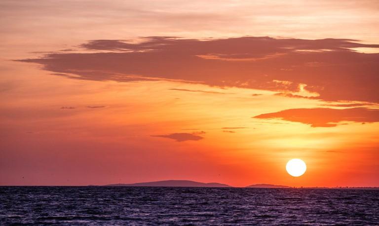 Sunset | © Tatiana Karanja/ tatianakaranja.com