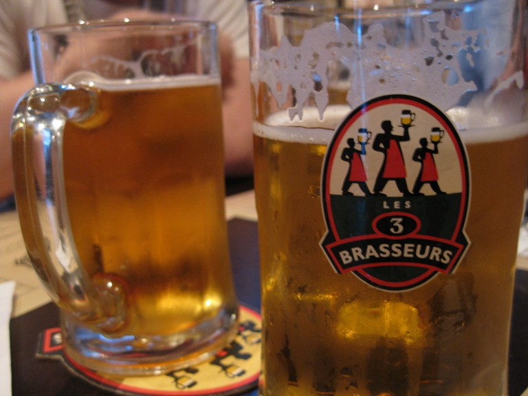 Beer culture is strong in Quebec