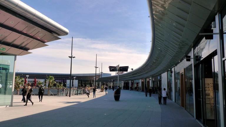 Centre Commercial Odysseum