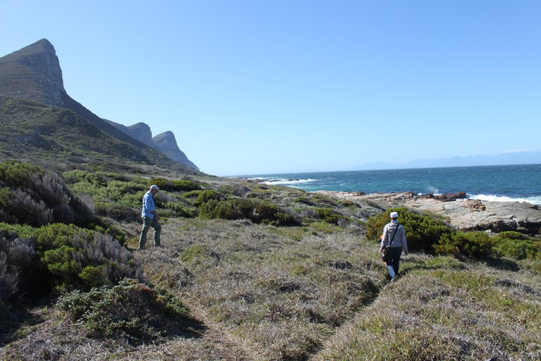 Hiking trail, Cape Point