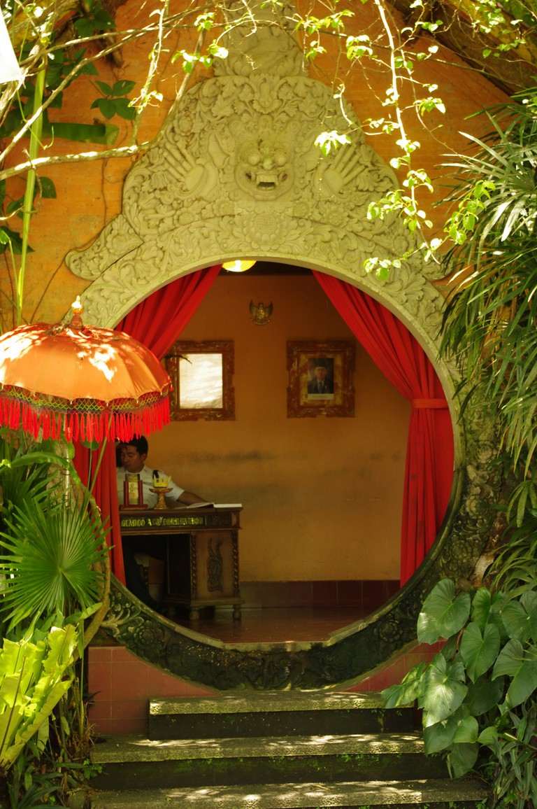 The Blanco Renaissance Museum in Ubud
