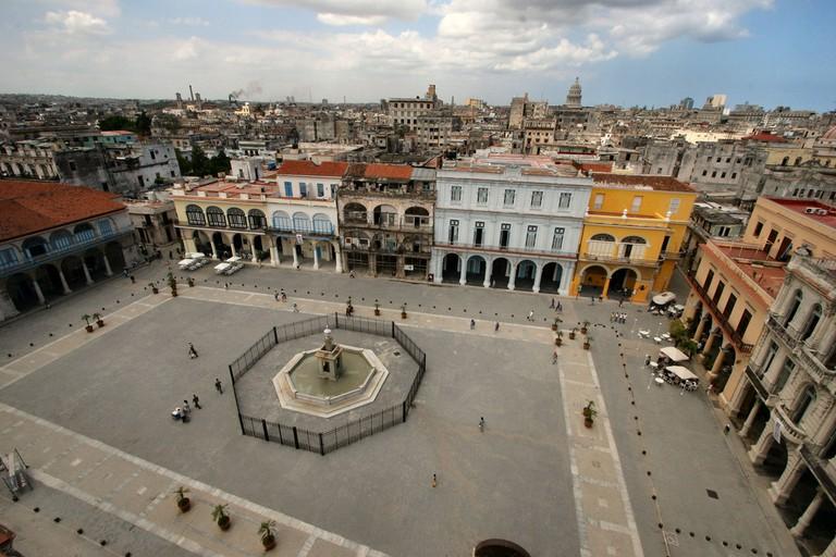 Plaza Vieja, Old Havana