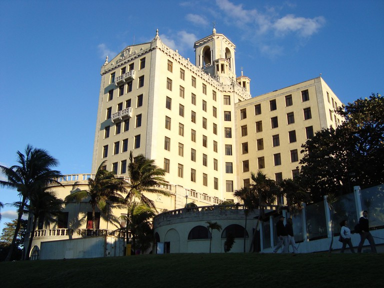 Hotel Nacional at Sunset – Havana – Cuba