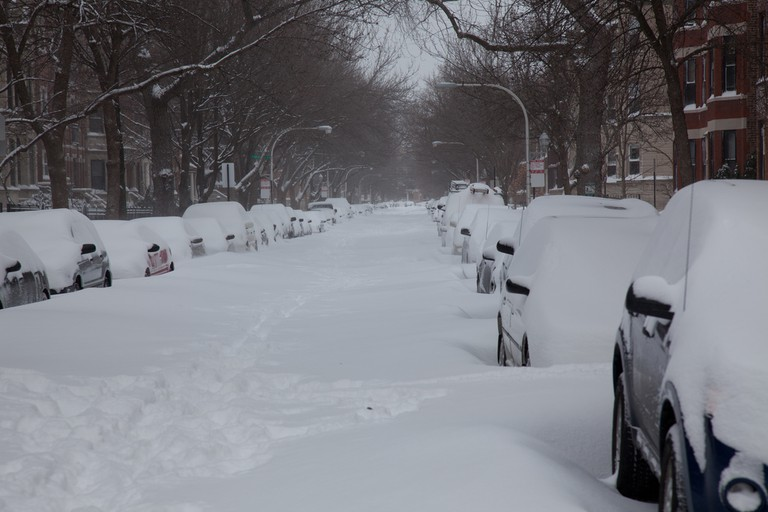 You've been warned about Chicago winters