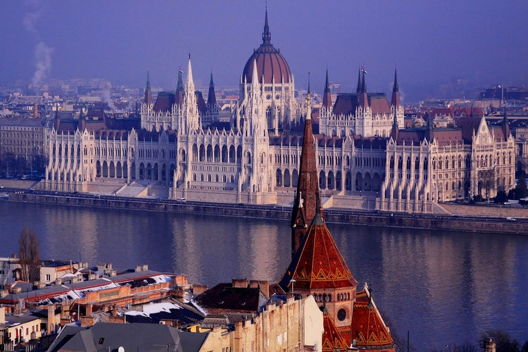 The Hungarian House of Parliament © NaturesFan