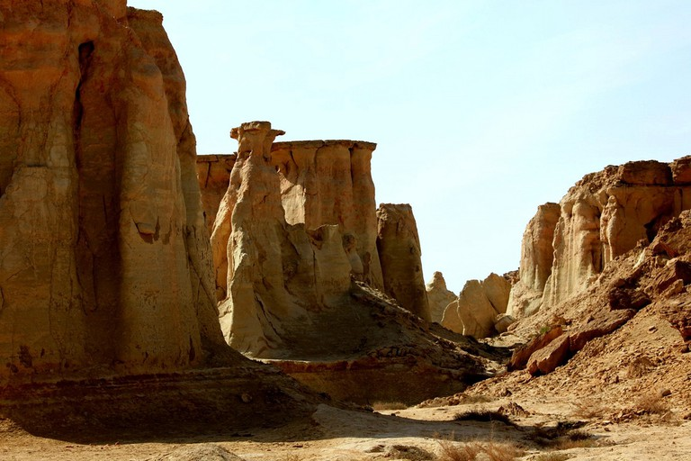 Valley of the Stars is one of the natural beauties of Qeshm | © Ninara / Flickr