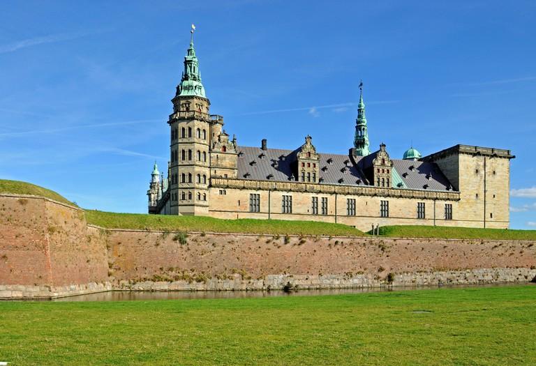 Kronborg Castle © Dennis Jarvis
