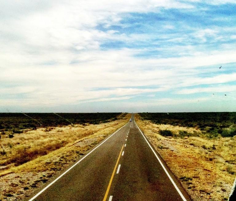Patagonia bus trip