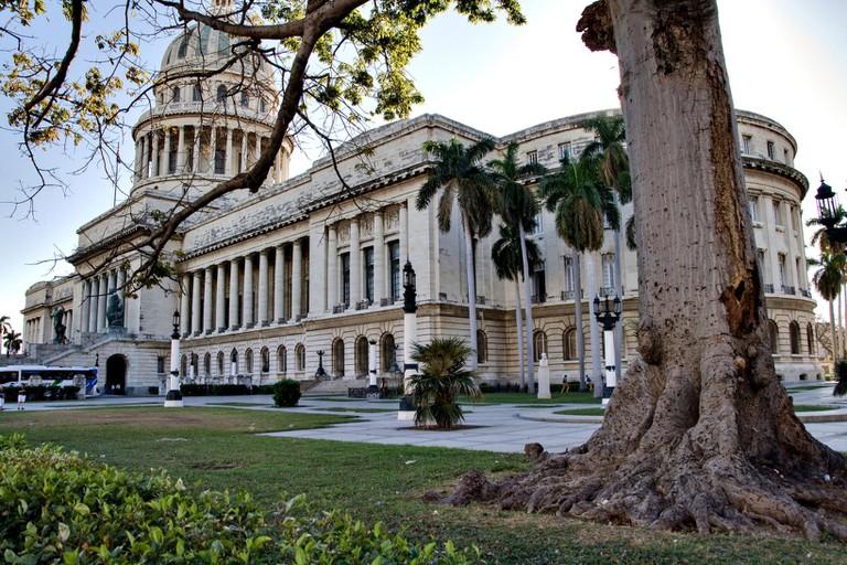 Capitol in Havana