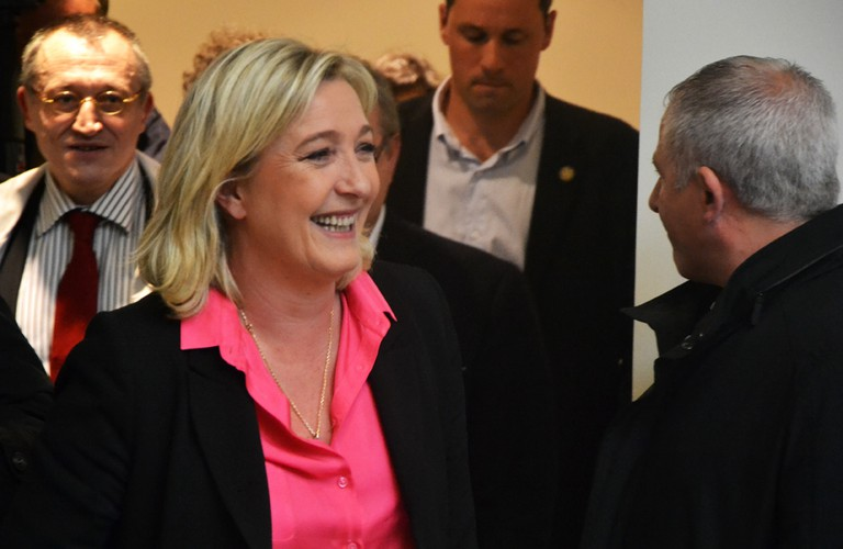 Marine Le Pen | © Rémi Noyon