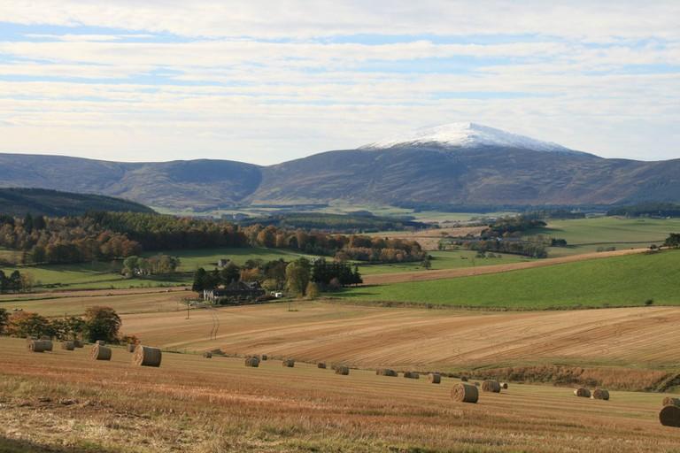 Mount Keen, Deeside