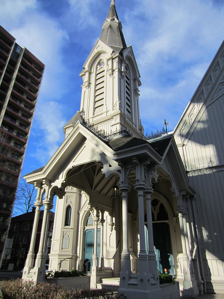 The Old Church – Portland, Oregon | © Another Believer/Wikimedia