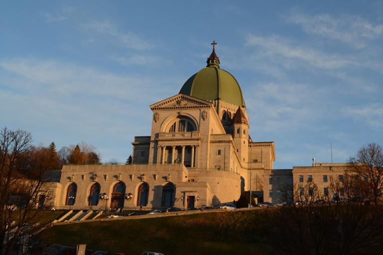 Oratoire Saint-Joseph, Montreal