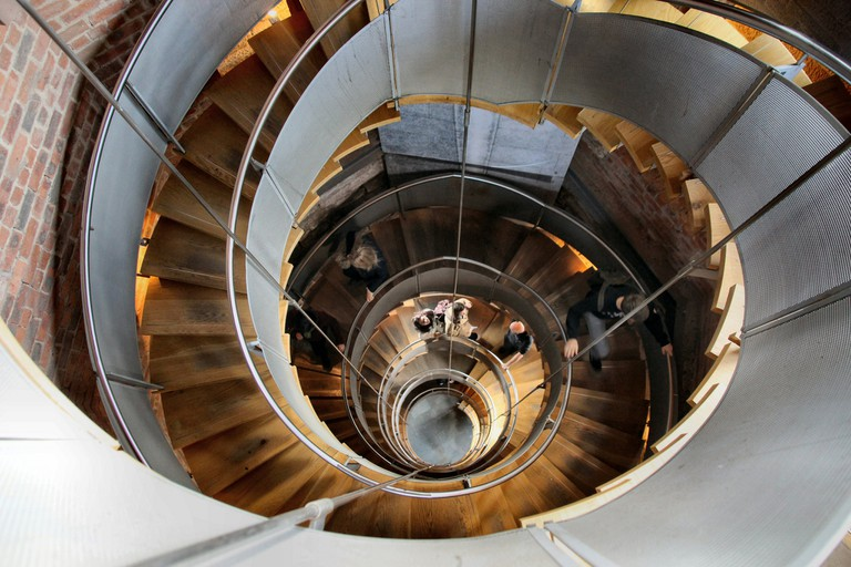 Lighthouse Staircase | © Jude Hogan/Flickr