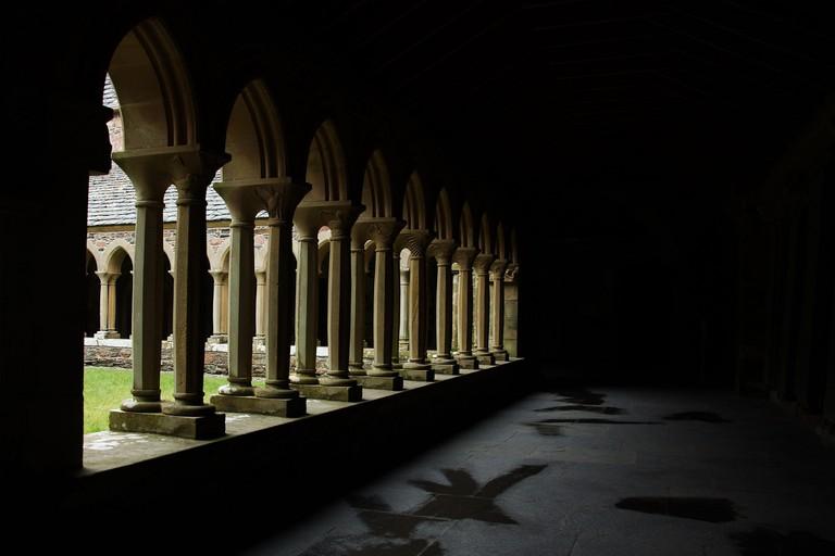 Cloister, Iona Abbey