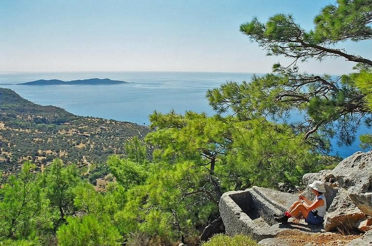 The Lycian Way