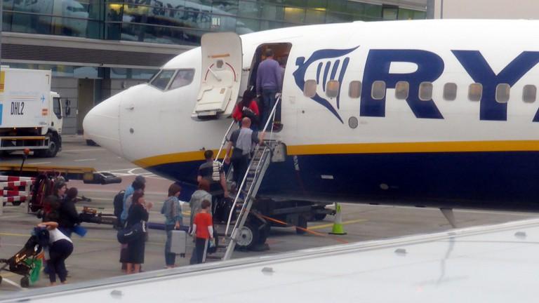 Ryanair | © Sean MacEntee