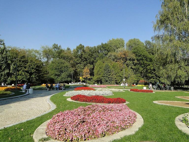 South Park in Sofia