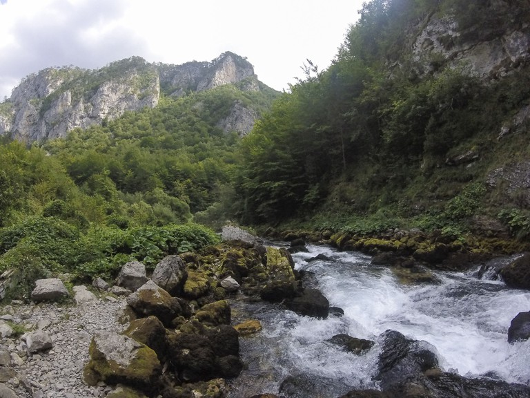 Gavin Greene | A waterfall on the Tara River, Durmitor National Park