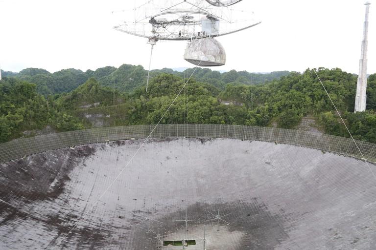 Arecibo Radio Telescope (Arecibo Observatory)