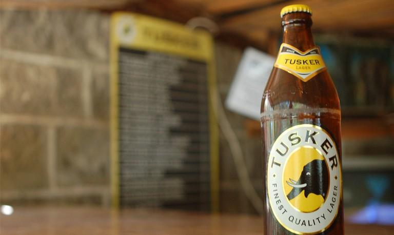 Tusker beer| © Erik (HASH) Hersman / Flickr