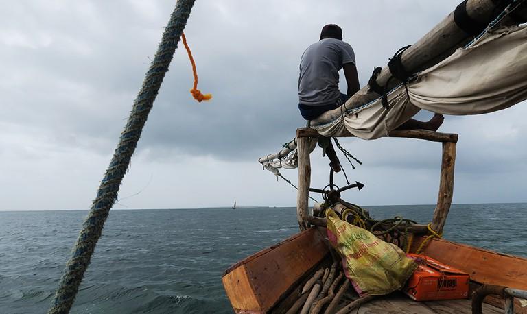 Sail   © Jean Wandimi