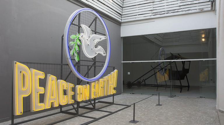 Photograph courtesy of Rosta József – Ludwig Museum – Contemporary Art Museum, Budapest