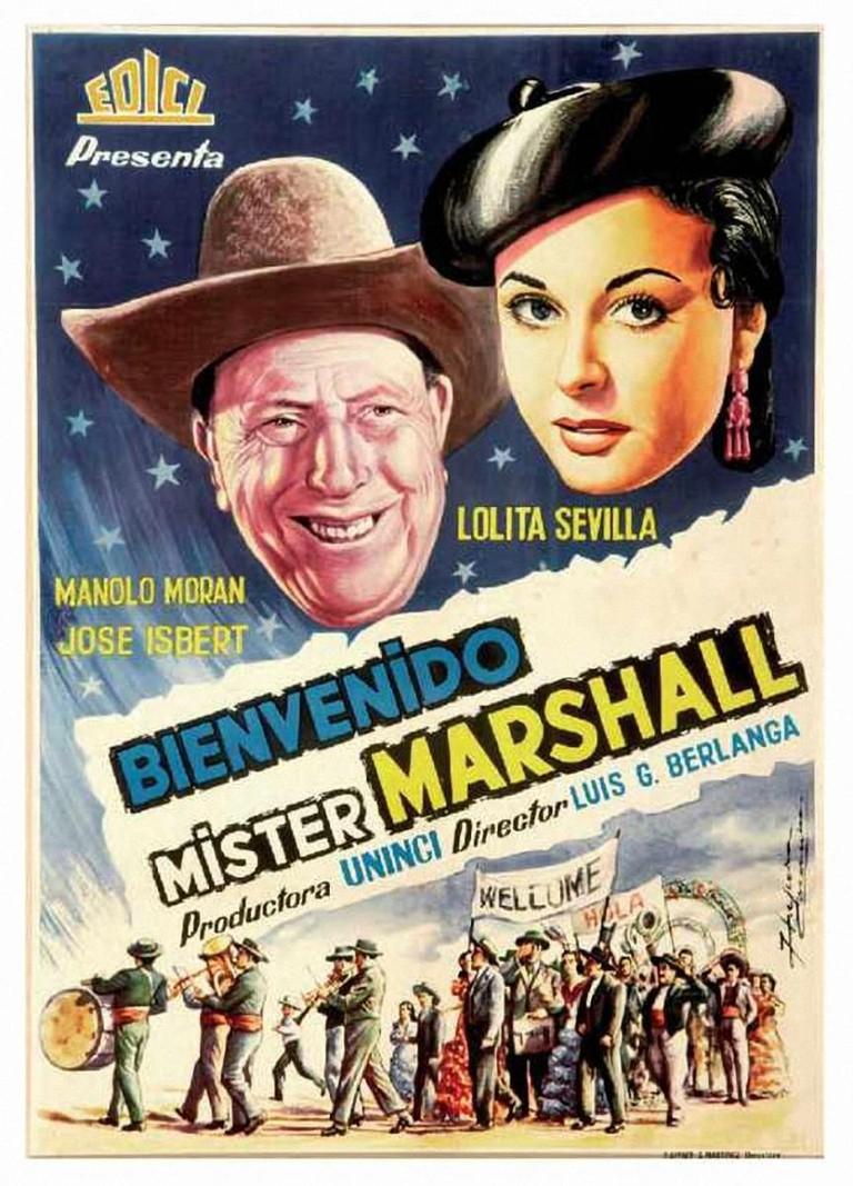 Bienvenido Mister Marshall