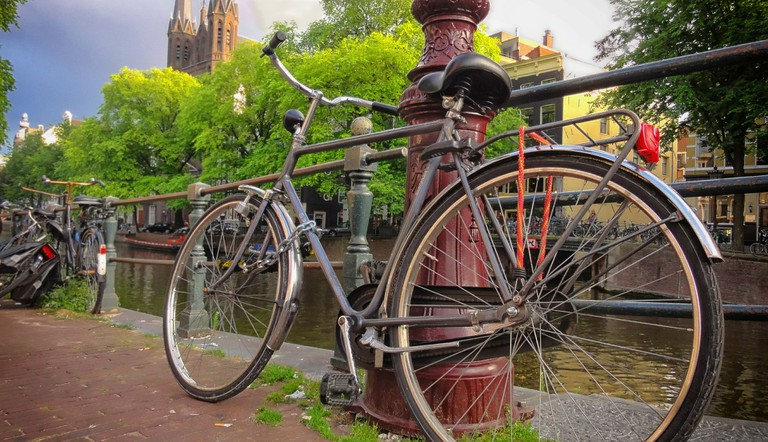 Cycling in Amsterdam is undoubtedly the best way to see the city