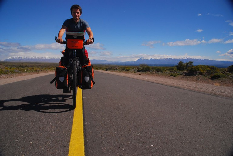 Traveling by bike in Argentina | © Vera & Jean-Christophe / Flickr