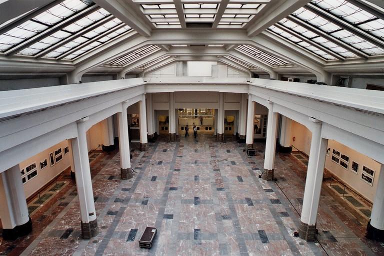 The Horta Hall inside Bozar | © Bozar / visit.brussels.be