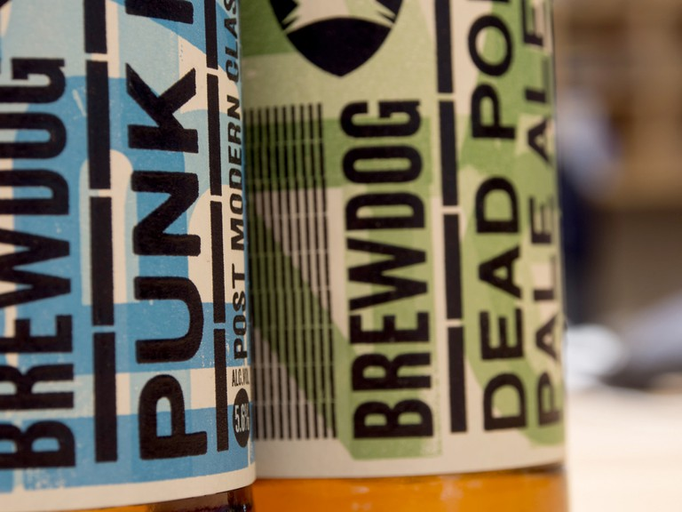 Brew dog's growing in popularity