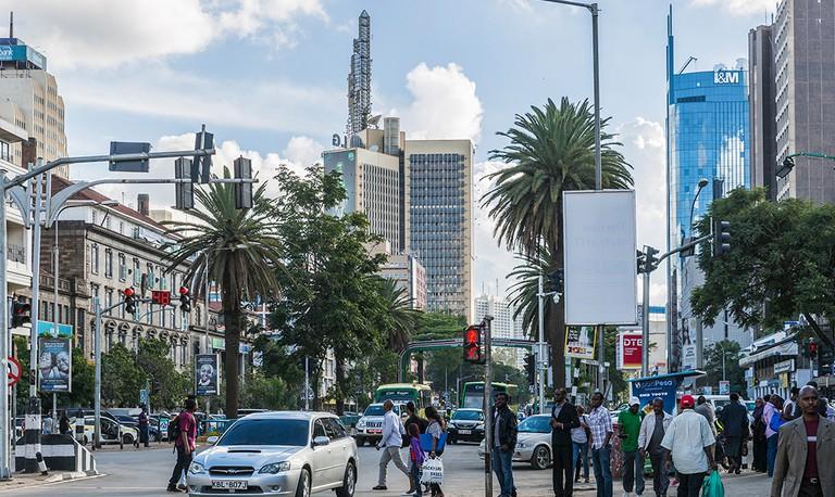 Nairobi | © Ninara / Flickr