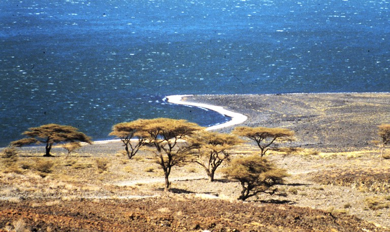 Kenya 1987 Lake Turkana