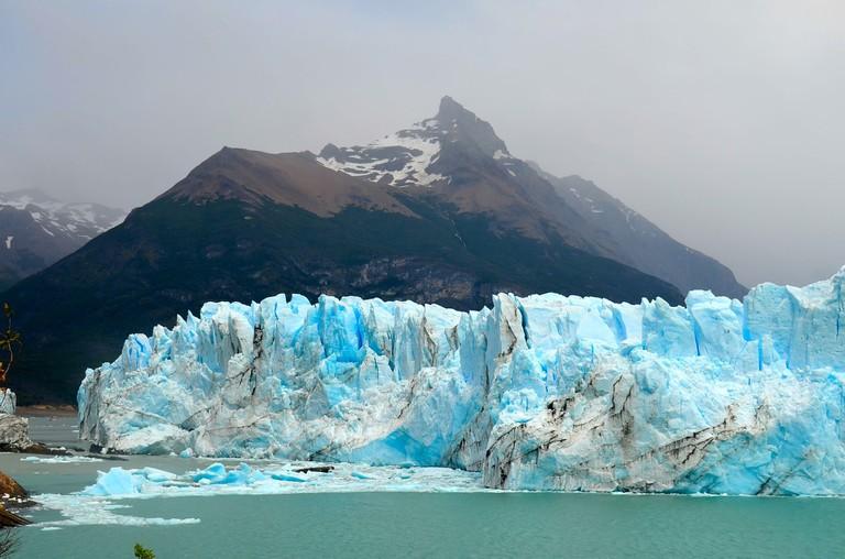 Argentina's famous Perito Moreno glacier