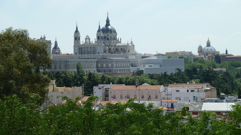 Enjoy monument-hopping on a sunny summer day in Madrid
