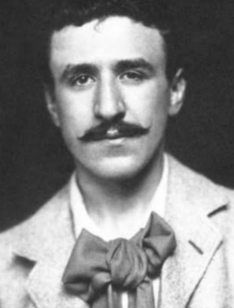 Charles Rennie Mackintosh | © WikiCommons