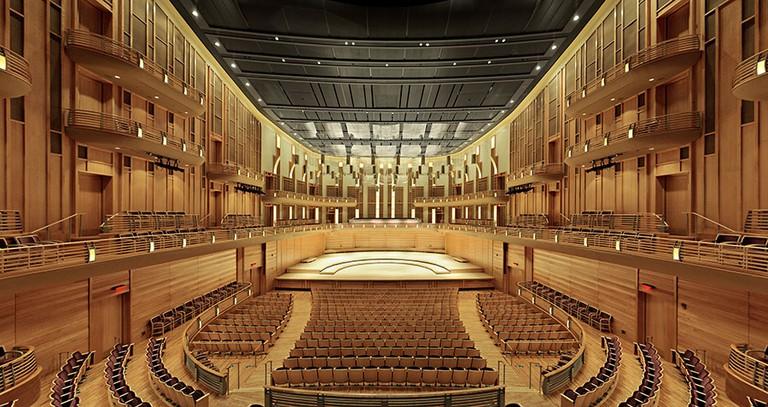 Courtesy of Strathmore Concert Hall