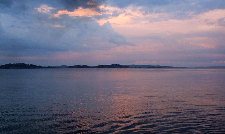 Lake Victoria at dawn